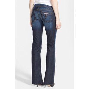 HUDSON Jeans Petite Signature Bootcut Jean
